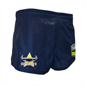 ISC Cowboys NRL Shorts