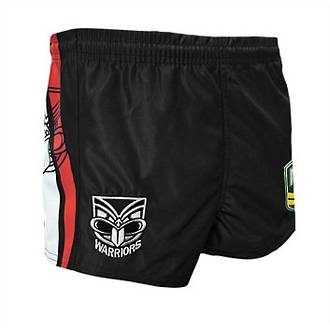 ISC Warriors NRL Home Shorts