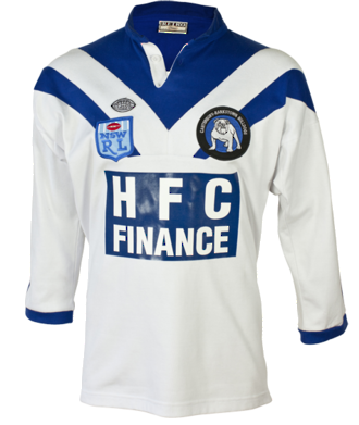 1985 Bulldogs Retro Jersey