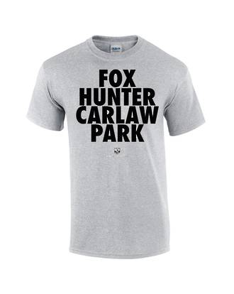 "Carlaw Park ""Fox Hunter"" Sport Grey Tee"