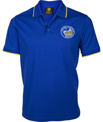 Eels Mens Supporter Polo