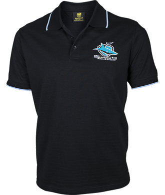 Sharks Mens Supporter Polo