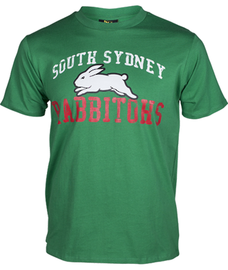 Rabbitohs Mens 2013 Supporter Tee