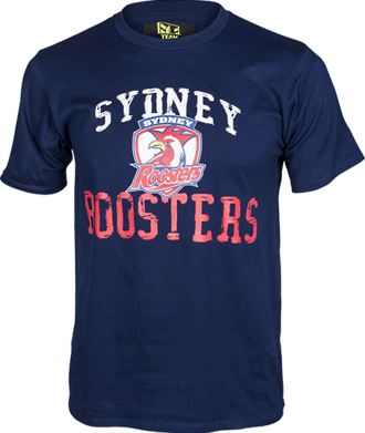Roosters Mens 2013 Supporter Tee