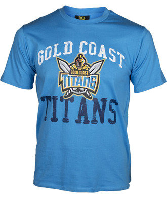 Titans Mens 2013 Supporter Tee