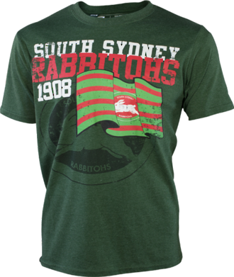 Souths Heritage Tee Shirt New 2015