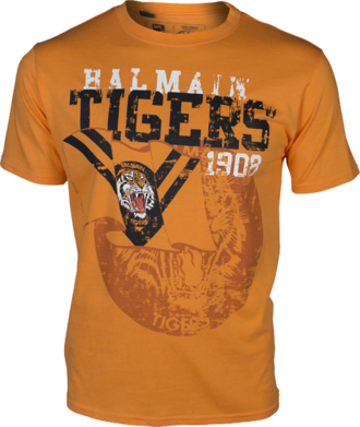 Tigers Heritage Tee Shirt New 2015