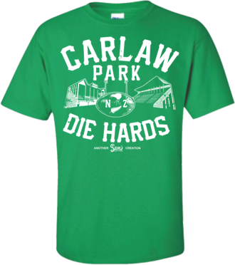 Carlaw Park Die Hards Tee | Pirates Green