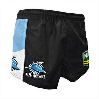 ISC Sharks NRL Shorts