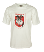 St George Dragons Retro Tee