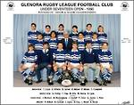 Glenora Rugby League U17 Open 1990