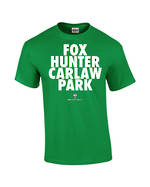 "Carlaw Park ""Fox Hunter"" Irish Green Tee"