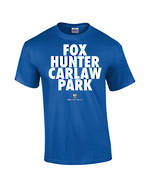"Carlaw Park ""Fox Hunter"" Royal Blue Tee"