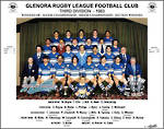 Glenora Rugby League Third Division 1983