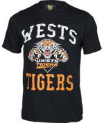 Tigers Mens 2013 Supporter Tee