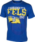 Eels Heritage Tee Shirt New 2015