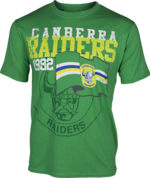 Raiders Heritage Tee Shirt New 2015