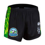 Warriors High Voltage Training Shorts