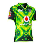 2014 Vodafone Warriors High Voltage Training Jersey