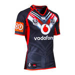 2014 Vodafone Warriors U20s Rugby League Home  Jersey