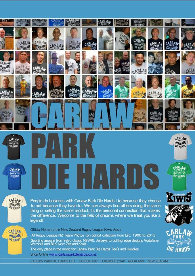 Carlaw Park Die Hards Fans