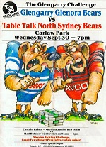 Carlaw Park Die Hards Bears Clash North Sydney vs Glenora-2