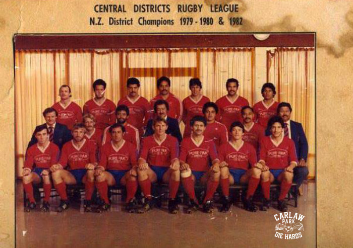 Central Districts Rugby League Team 1979 - 80