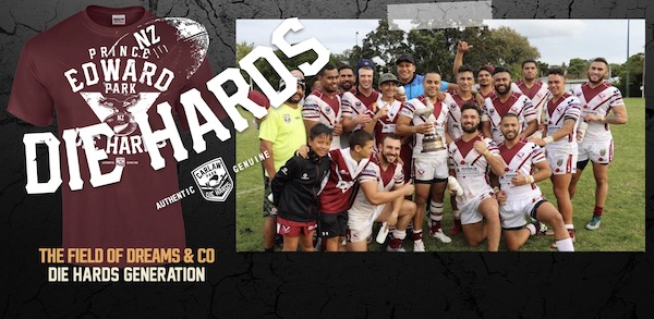 Prince Edward Park Die Hards Papakura Sea Eagles
