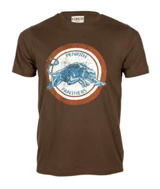 Penrith Panthers Retro Tee