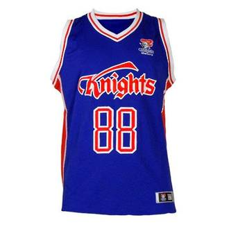 Newcastle Knights Courtside Singlets