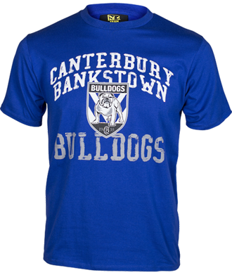 Bulldogs Mens 2013 Supporter Tee