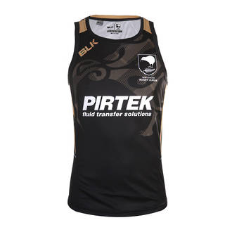 Kiwis Rugby League Anzac Training Singlet