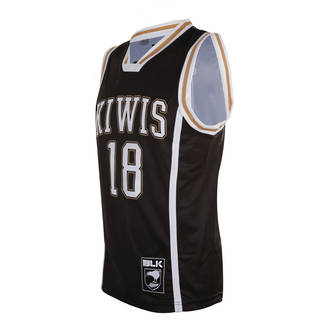Kiwis Rugby League Anzac Basketball Singlet