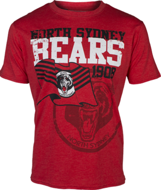 Bears Heritage Tee Shirt New 2015