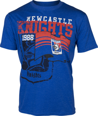 Knights Heritage Tee Shirt New 2015