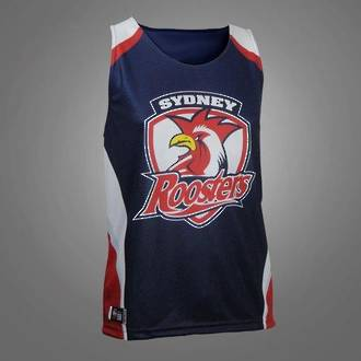 Sydney Roosters NRL Sports Singlet