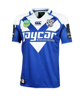 Bulldogs Rugby League Replica Away Jersey 2013