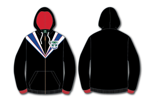 New Retro Hoods warriors Graphic