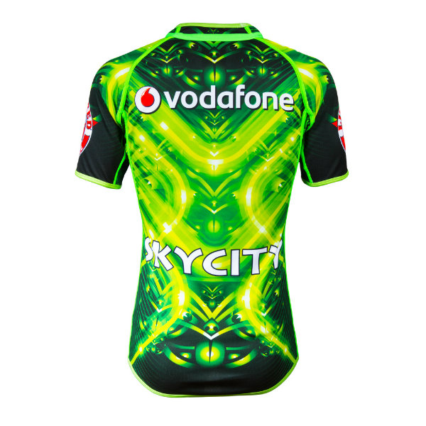 WARRIORS HIGH VOLTAGE TRAINING JERSEY-BACK(copy) 600 SM