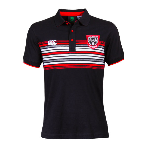 WARRIORS TIKI STRIPE POLO(copy) 600 sm