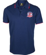 Roosters Mens Supporter Polo