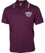 Sea Eagles Mens Supporter Polo