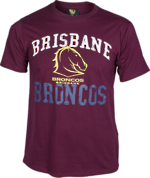 Broncos Mens 2013 Supporter Tee
