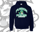 Fusion Foxes Supporters Hoodie Navy